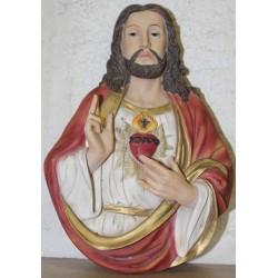تمثال تعليق قلب يسوع