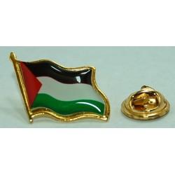 علم فلسطين دبوس