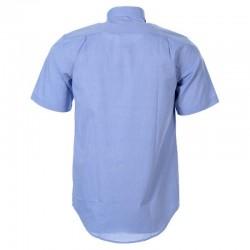 قميص كهنة YJHP ازرق غامق صيفي