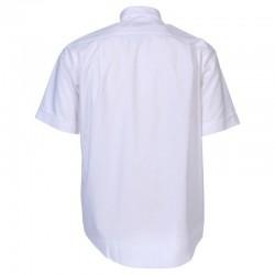 قميص كهنة YJHP ابيض صيفي