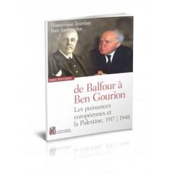 De Balfour a Ben Gourion