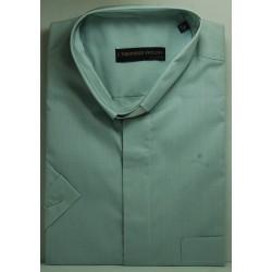 قميص كليرجي (لون سكني فاتح-كم قصير-L3)