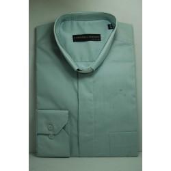 قميص كليرجي (لون سكني فاتح-كم طويل-L3)