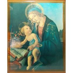 أيقونة مريم والطفل 2
