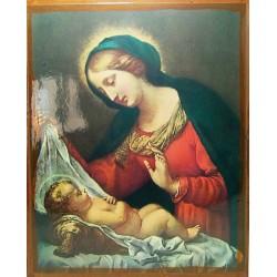 أيقونة مريم والطفل 3