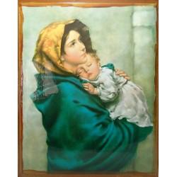 أيقونة مريم والطفل 4