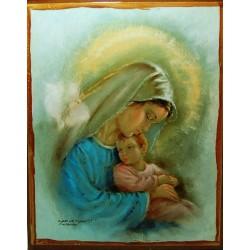 أيقونة مريم والطفل 6