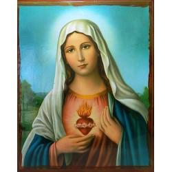 أيقونة قلب مريم الطاهر 1