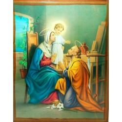أيقونة العائلة المقدسة 1