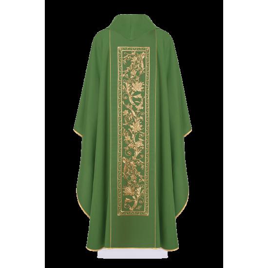 بدلة قداس اخضر - قربان