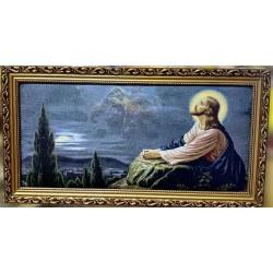 برواز نزاع يسوع في البستان
