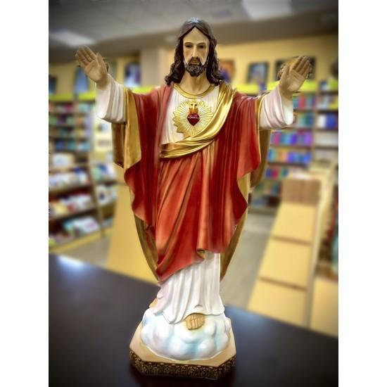 تمثال قلب يسوع