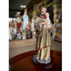 ماريوسف مع الطفل يسوع