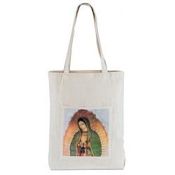 حقيبة قماش مع صورة غوادالوبة