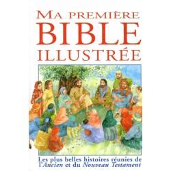 Ma premiere BIBLE Illustree