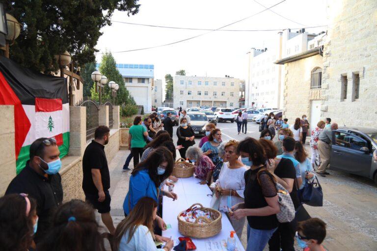 مبادرة من القدس سلامٌ لبيروت تنطلق في كافة رعايا موطن يسوع