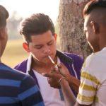 الشباب والتدخين
